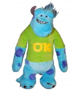 Peluche Doudou Sully OK Monstres et Compagnie Monster ET Cie Disney Famosa 28 cm