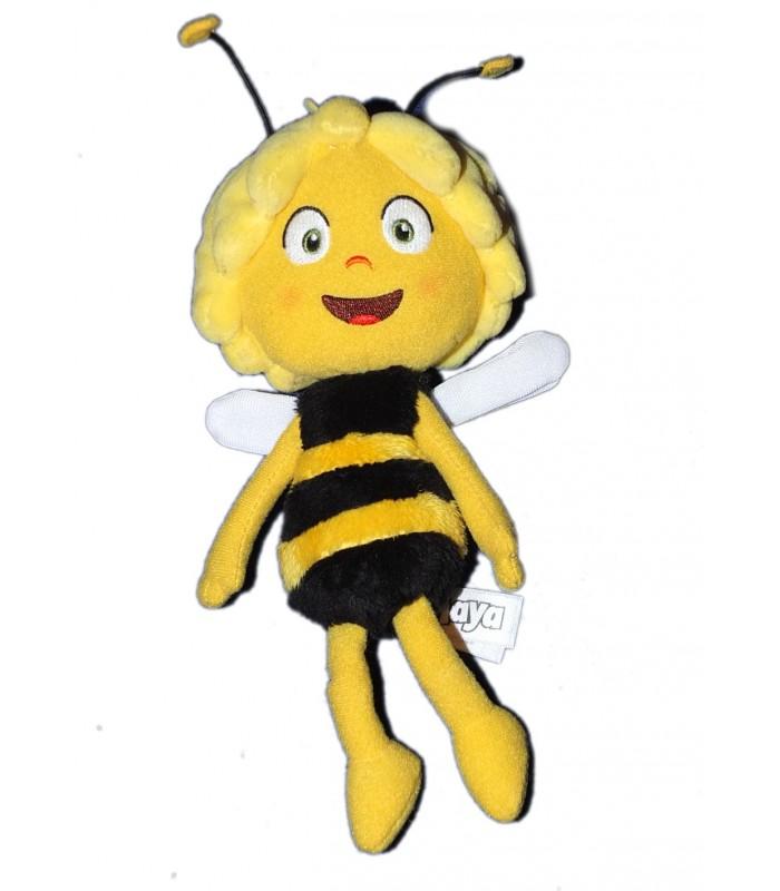 Peluche doudou maya l 39 abeille jemini 2011 22 cm antennes - Tchoupi l anniversaire de doudou ...