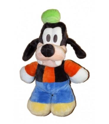 Peluche Doudou DINGO Goofy Mickey Club House Disney Nicotoy 40 cm
