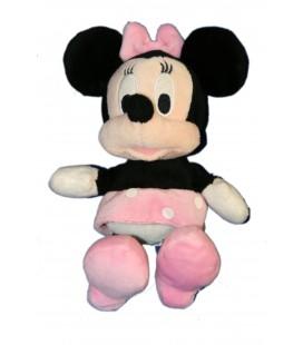 NEUF ETIQUDoudou peluche MINNIE rose Disney Nicotoy 25 cm 587/3509