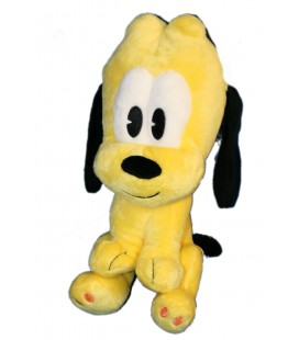 Doudou peluche Pluto Cuties Disney Gipsy Posh Paws 28 cm
