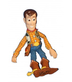 Figurine Woody Andy TOY STORY Cow Boy 35 cm Disney Pixar Sans boitier