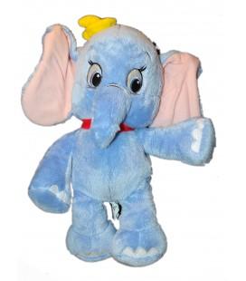 Peluche Doudou Dumbo Elephant bleu Disney Nicotoy 32 cm 587/1573