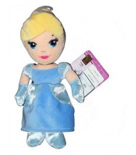 Peluche Doudou poupée Princesse Cendrillon Ariel 22 cm Disney Nicotoy 570/0587