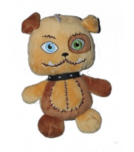 GIPSY - 070073 - Peluche - Beans Watzit - Chien - Monster High - 18 cm