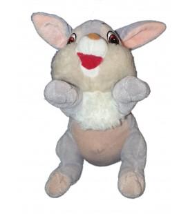 Doudou peluche Panpan SANS couverture Disney Nicotoy 28 cm