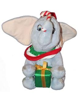 Peluche Doudou Dumbo Cadeau Disney Disneyland 26 cm
