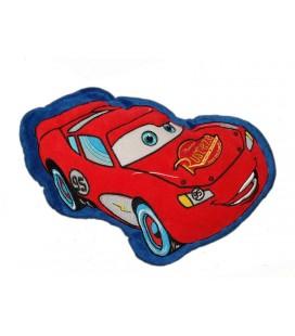 Coussin Peluche Cars Disney Flash McQueen 40 cm