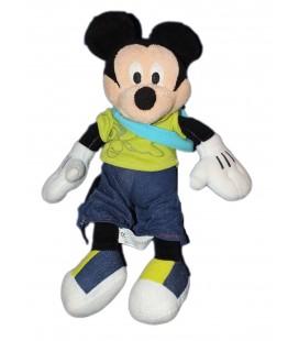 Doudou peluche MICKEY sac bandoulière 30 cm Disney Nicotoy 587/6096