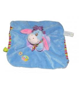 Doudou plat BOURRIQUET Disney Baby Nicotoy Abeille Rayures 587/0865