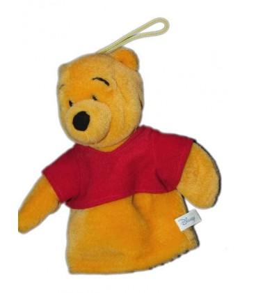 Marionnette doudou peluche Winnie Disney 25 cm