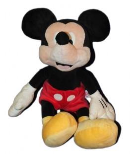 Peluche doudou MICKEY Disney Club Nicotoy 40 cm Etiquette sur le côté