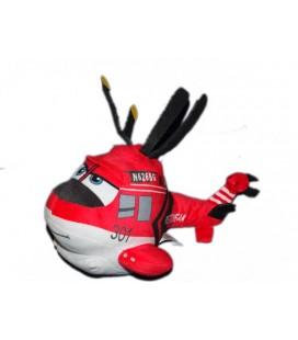 Peluche Doudou Hélicoptère Plane Disney Nicotoy 587/2690 26 cm