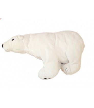 Doudou peluche Ours blanc IKEA Sweden KLAPPAR ISBJORN Polar Bear 60cm 23.5 inch