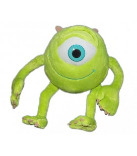 peluche-bob-cyclope-oeil-vert-monstres-et-compagnie-monster-et-cie-disney-pts-srl-30-cm