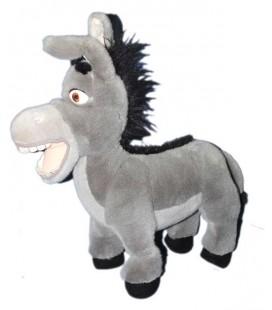 XXL Grande peluche l'Ane SHREK Large Donkey Plush 45 x 50 cm Port Aventura Universal Dreamwoks