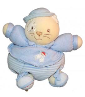 doudou-chat-boule-bleu-rayures-kaloo-marin-20-cm