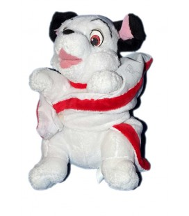 Peluche Doudou Les 101 Dalmatiens couverture Disney Nicotoy 26 cm