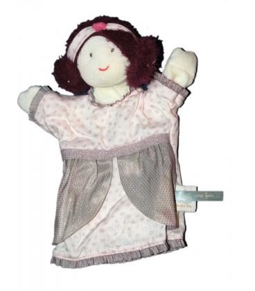 Doudou plat Marionnette Princesse Il était une fois MOULIN ROTY