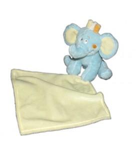 doudou-elephant-bleu-mouchoir-jaune-16-cm-kimbaloo-la-halle-