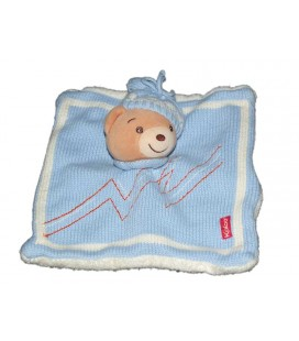 doudou-plat-ours-bleu-blanc-bonnet-laine-tricot