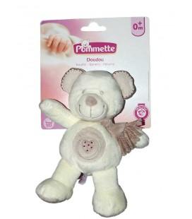 doudou-peluche-ours-blanc-beige-mon-coeur-pommette-intermarche-knuffel-boneco-23-cm