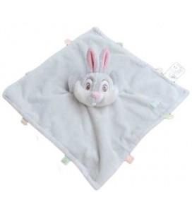 Doudou Plat Panpan Pan Pan Thumper Gris Blanc Disney Store