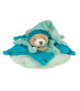 doudou-et-compagnie-ours-vert-carambole-fleur-pt-mod-14-cm-2007