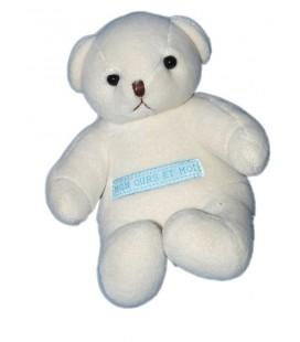 Doudou Mon ours et Moi Petit Bateau 14 cm