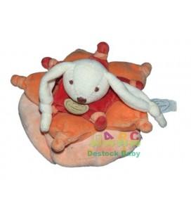 doudou-et-compagnie-lapin-orange-saumon-carambole-fleur-pt-mod-14-cm