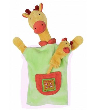 moulin-roty-marionnette-girafe-les-loustics-24cm