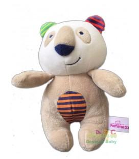 neuf-doudou-peluche-panda-koala-pommette-intermarche-22-cm