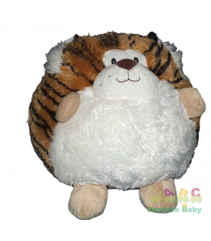 grosse peluche boule tigre carrefour cmi 40 cm. Black Bedroom Furniture Sets. Home Design Ideas