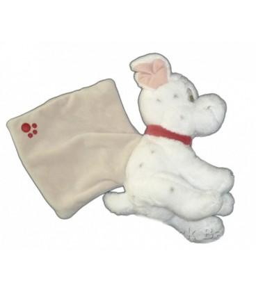 doudou-chien-les-101-dalmatiens-mouchoir-beige-disney-store-16-cm