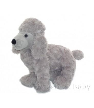 ikea peluche caniche chien gris 35 cm gosig pudel plush chez vous d s demain. Black Bedroom Furniture Sets. Home Design Ideas