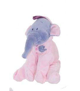 Peluche doudou Lumpy Pyjama rose Disney Nicotoy 22 cm 587/1886