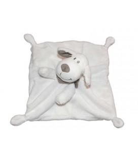 doudou-plat-mouton-blanc-bandana-taupe-tex-baby-cmi-carrefour