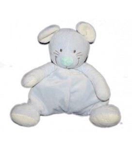 peluche-doudou-souris-bleue-maxita-28-cm