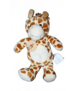 Peluche doudou girafe Maxita 25 cm