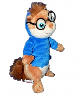 Doudou peluche ALVIN et les Chippmunks Gipsy 2 cm and the Chipmunks Plush