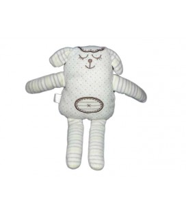 doudou-lapin-chien-mouton-blanc-qui-rit-qui-dort-blanc-rouge-brioche-kimbaloo-la-halle-26-cm