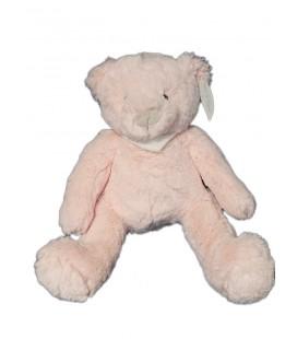 peluche-ours-rose-editions-doucet-38-cm-neuf-etiqu