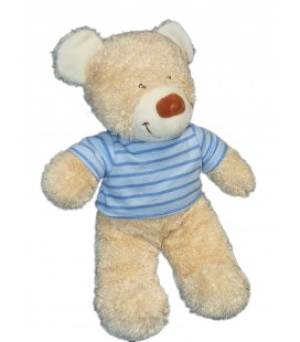 doudou-ours-beige-pull-raye-rayures-tex-baby-carrefour-28-cm