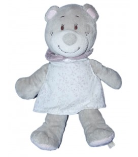 noukie-s-sos-doudou-ours-gris-violette-robe-blanche-25-cm