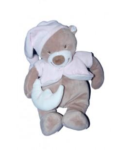 doudou-ours-marron-rose-lune-etoile-nattou-25-cm