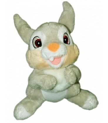 Peluche doudou lapin PANPAN Pan Pan Thumper Disney Nicotoy H 15 cm