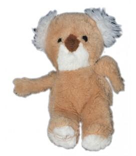 peluche-koala-panda-beige-blanc-boulgom-25-cm-vintage-rare-et-collector