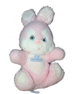 peluche-lapin-rose-blanc-nounours-24-cm