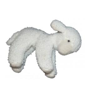 Peluche Mouton blanc Boulgom 25 cm VINTAGE - Rare et Collector