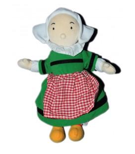 peluche-doudou-becassine-ajena-nounours-2003-32-cm